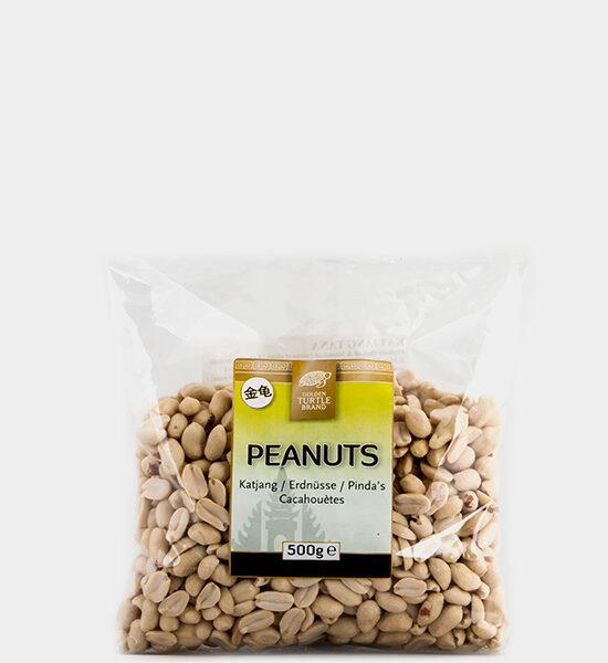 GTB Peanuts 500g, Spicelands