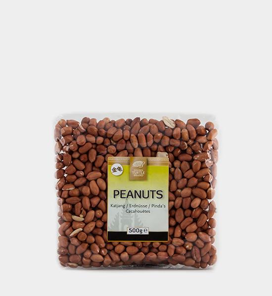 GTB Peanut 500g, Spicelands