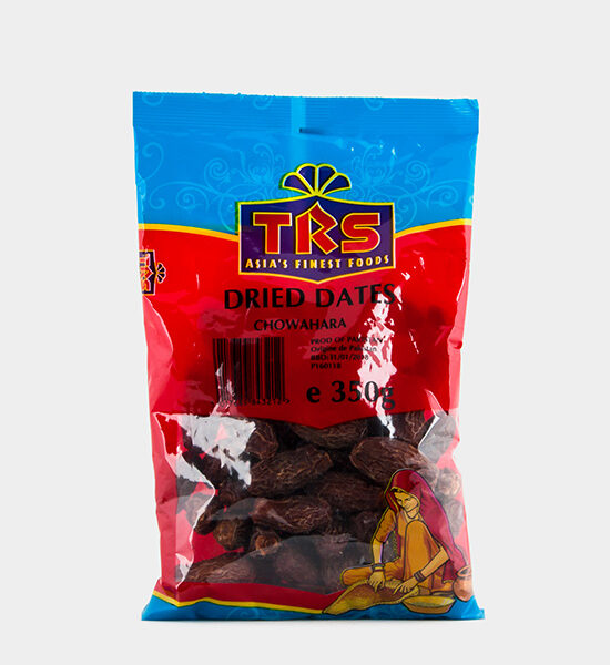 TRS Dried Dates 350g, Spicelands