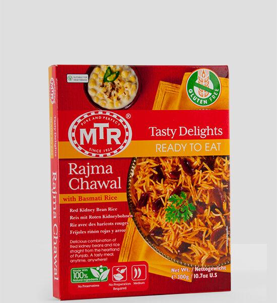 MTR, Rajma Chawal, Reis mit Roten Kidney Bohnen, 300g, Spicelands