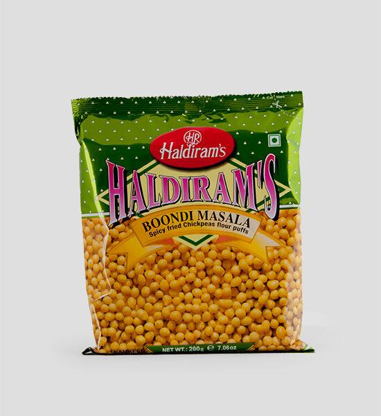 Haldirams, Boondi Masala, 200g, Spicelands