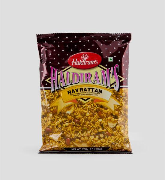 Haldirams, Navrattan, 200g, Spicelands