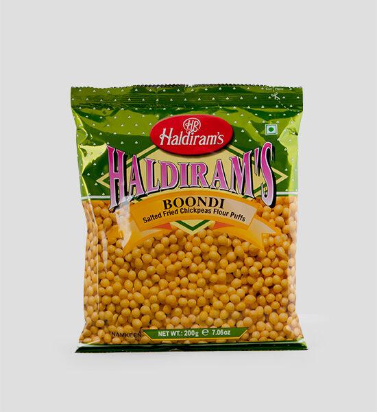 Haldirams, Boondi, 200g, Spicelands