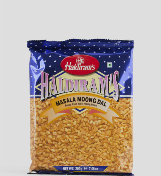 Haldirams Masala Moong Dal, 100g, Spicelands