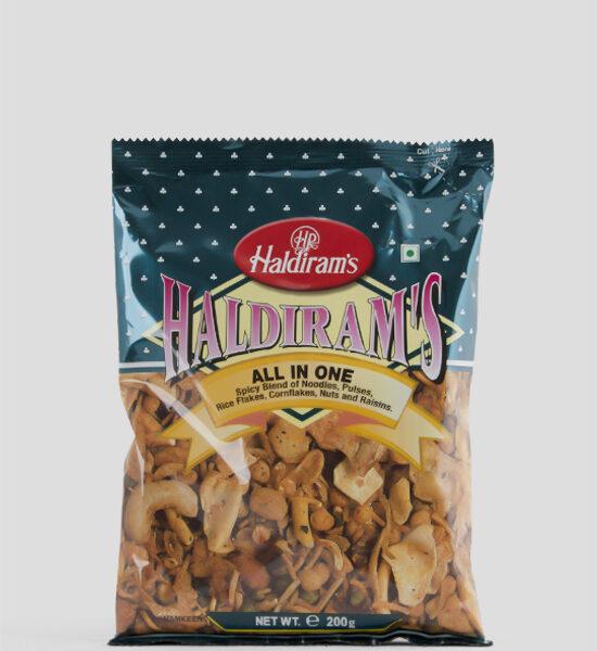 Haldirams, All in One, 200g, Spicelands
