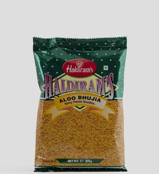 Haldirams, Aloo Bhujia, 200g, Spicelands