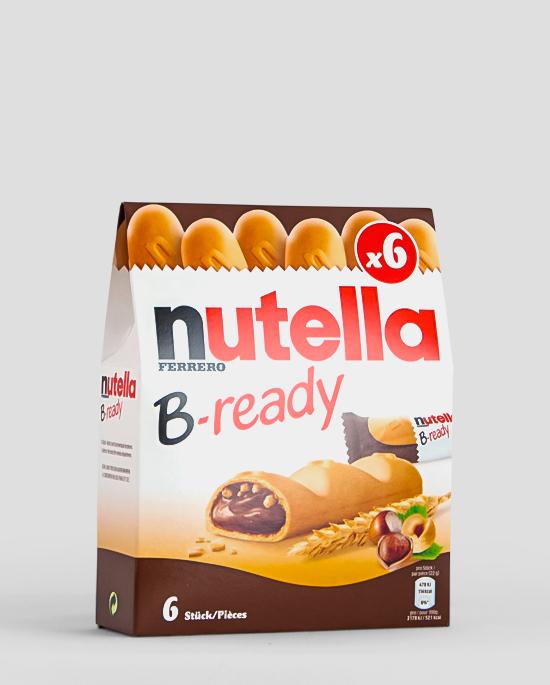 Nutella, Spicelands