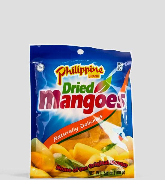 Getrocknete Mango, Dried Mango, 100g, Spicelands