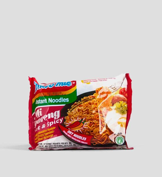 Indomie, Mi Goreng Hot Spicy, Spicelands
