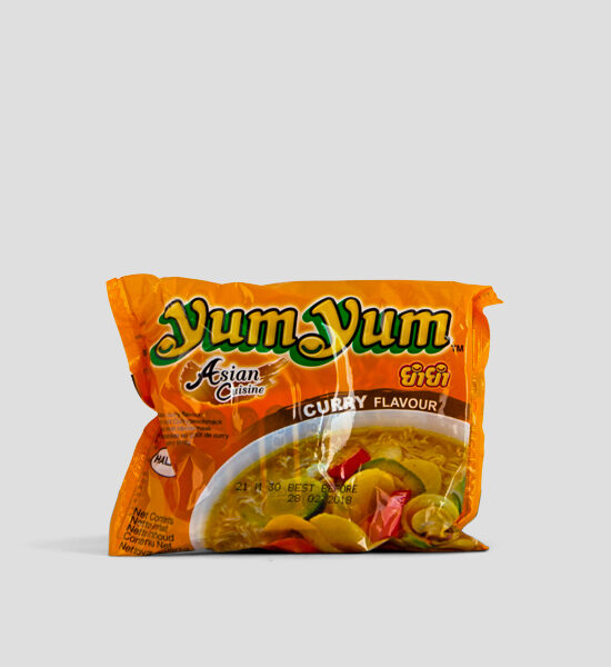 Yum Yum, Curry Flavour, 60g, Spicelands
