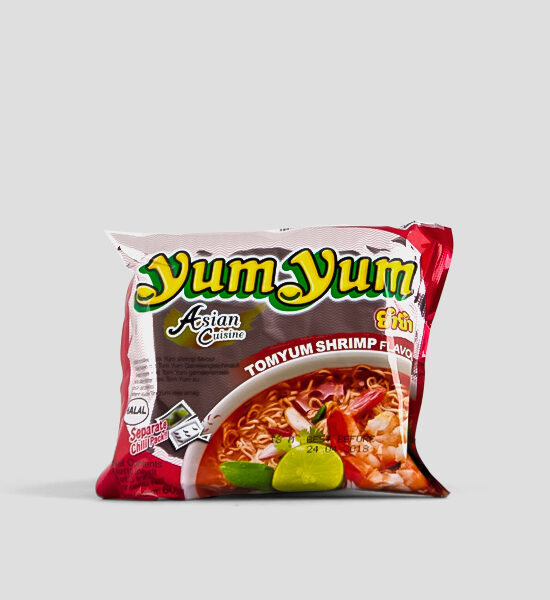 Yum Yum, Tom Yum Shrimp, 60g, Spicelands