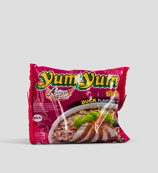 Yum Yum, Duck Flavour, Ente 60g, Spicelands