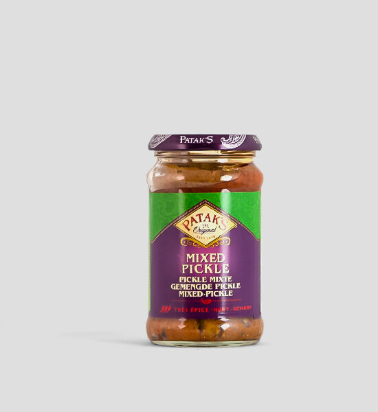 Pataks, Mixed Pickle, 283g, Spicelands