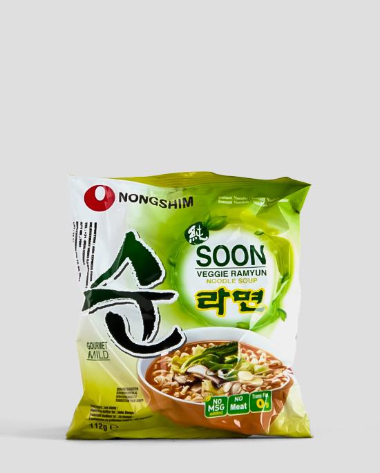 Nongshim, Veggi Soon, 112g, Spicelands
