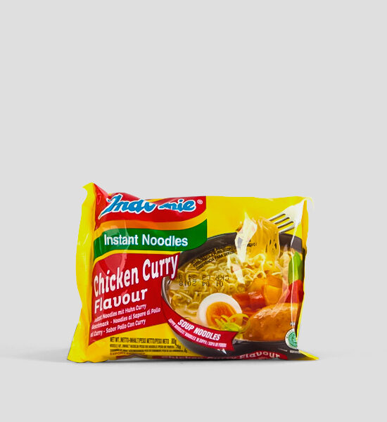 Indomie Instant Nudeln Curry Huhn 80g