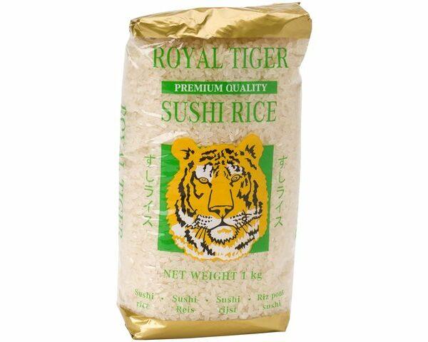 Royal Tiger Sushi Reis 1kg, Spicelands