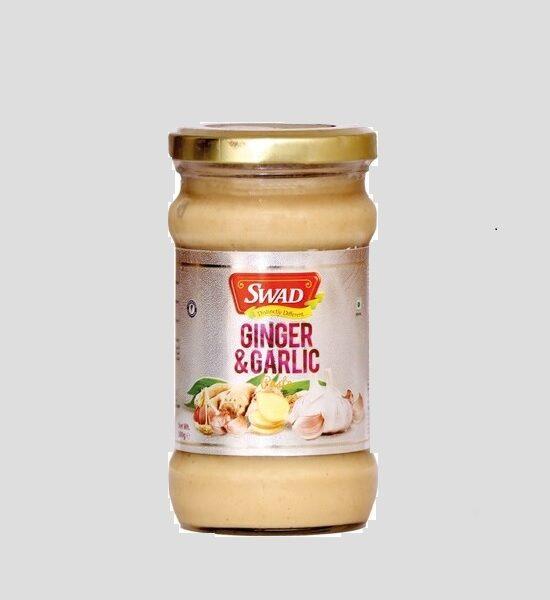 Swad Ginger Garlic Paste 300g