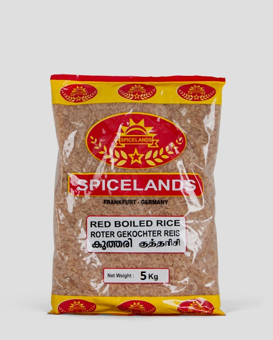 Spicelands, Matta Rice, Kerala Matta Rice, 5kg