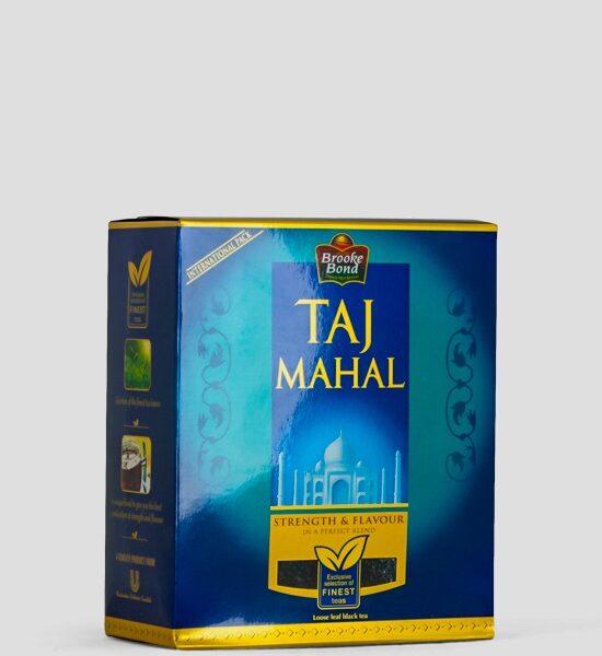 Taj Mahal, Black Loose Tea, Schwarzer Lose Tee, 450g, Spicelands
