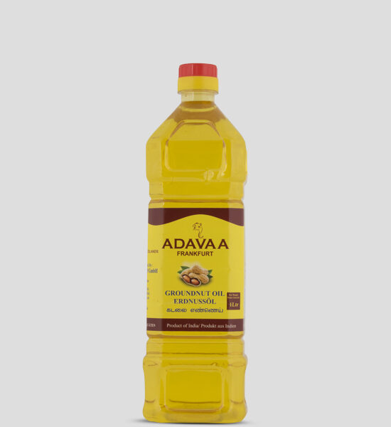 Adavaa Groundnut Oil 500ml