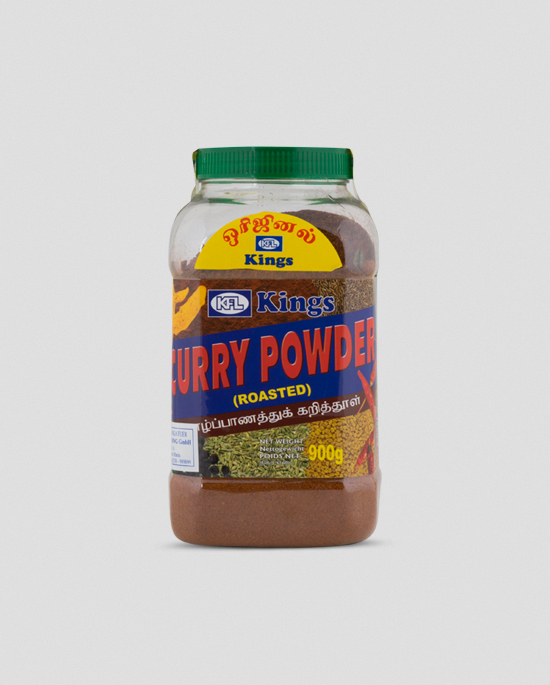 Kings Curry Powder Roasted Spicelands