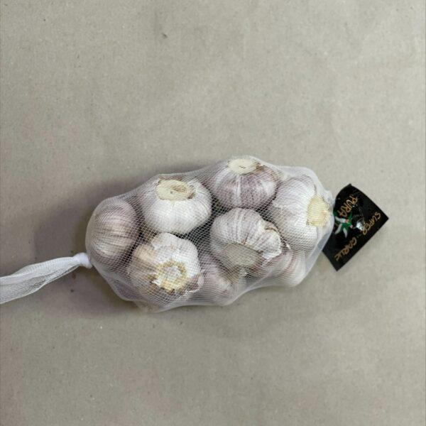 Frischer Knoblauch - Garlic