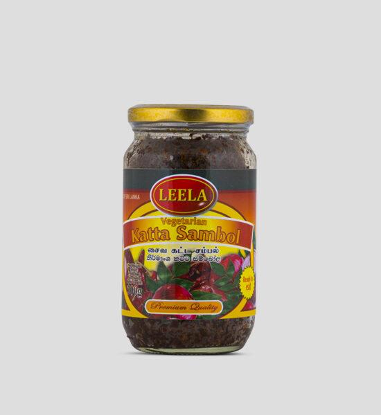 Leela Vegetarian Katta Sambol 300g