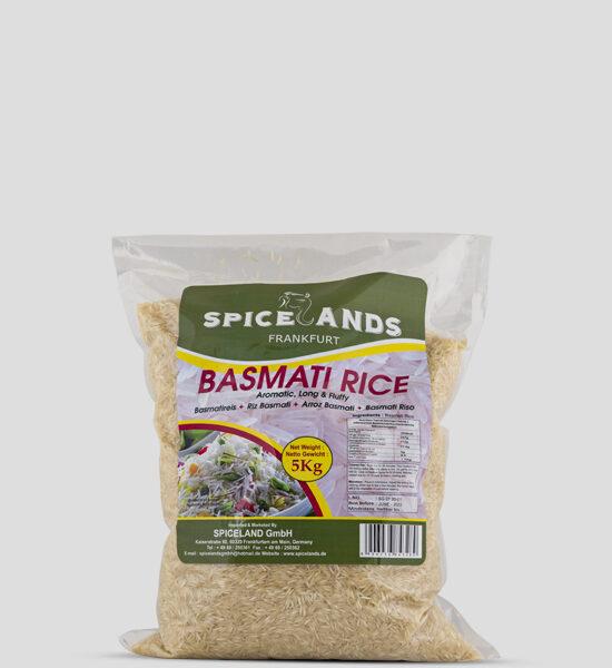 Spicelands Basmati Rice 5kg