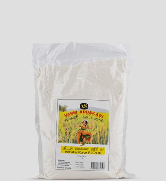 VS White Raw Flour 1kg Spicelands