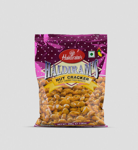 Haldirams Nut Cracker 200g Spicelands
