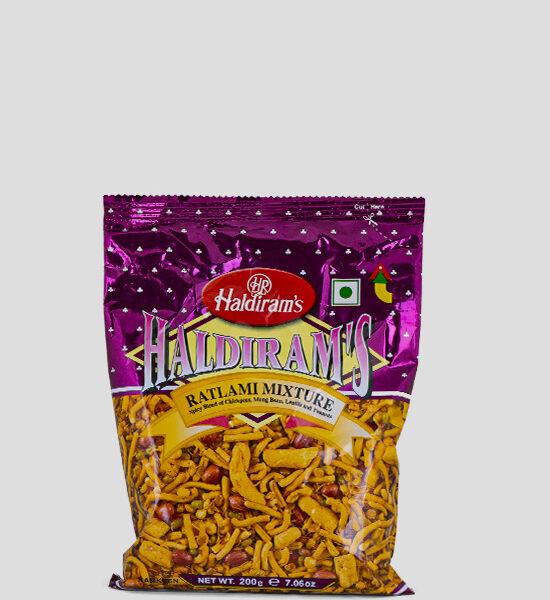 Haldirams Ratlami Mixture 200g