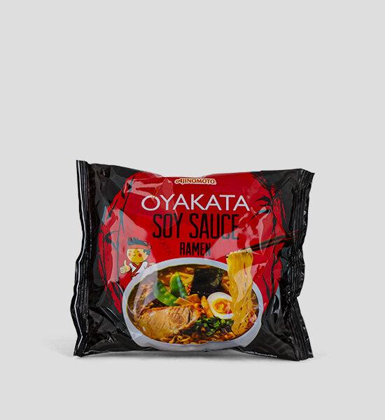 Ajinomoto Oyakata Soy Sauce Ramen 89g