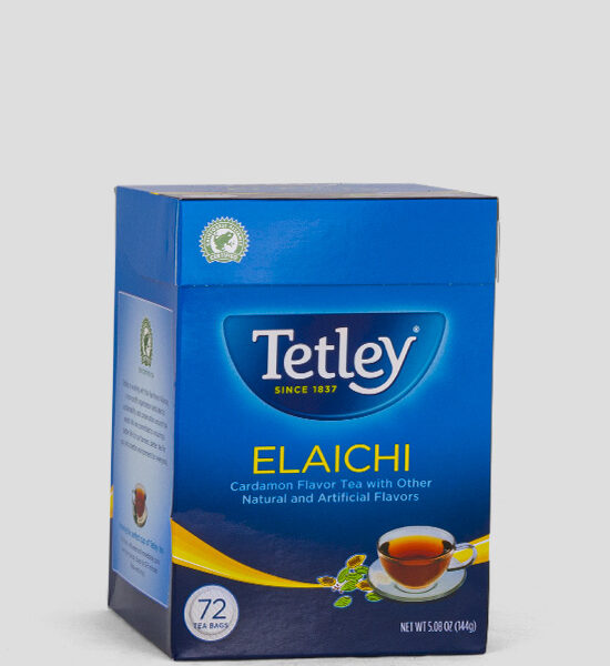Tetley Elaichi Tee 72 Teebeutel Spicelands