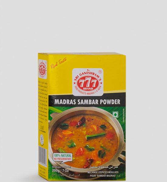 777 Madras Sambar Powder 200g