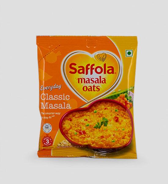 Saffola Classic Masala Haferflocken Oats Masala