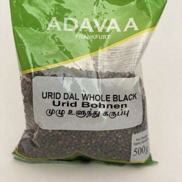 Adavaa Urid Dal Whole Black