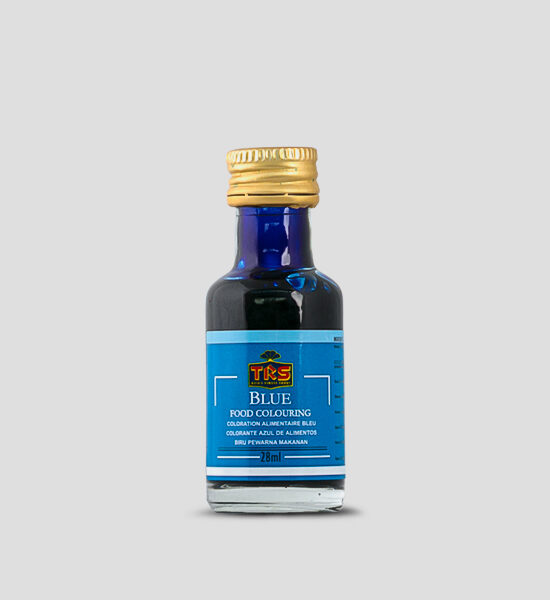 TRS Blue Food Colouring 28ml