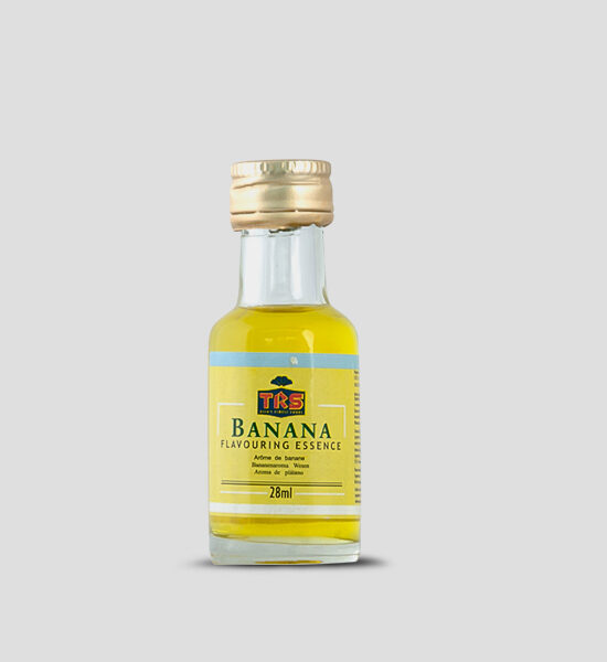 TRS Banana Flavouring Essence 28ml