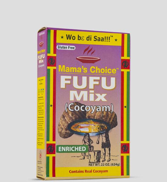 Mamas Choice Fufu Mix Cocoyam 624g