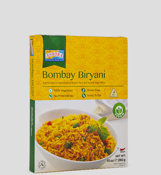 Ashoka Bombay Biryani Ready to Eat 280g
