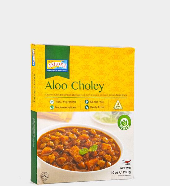 Ashoka Aloo Choley Ready To Eat 280g