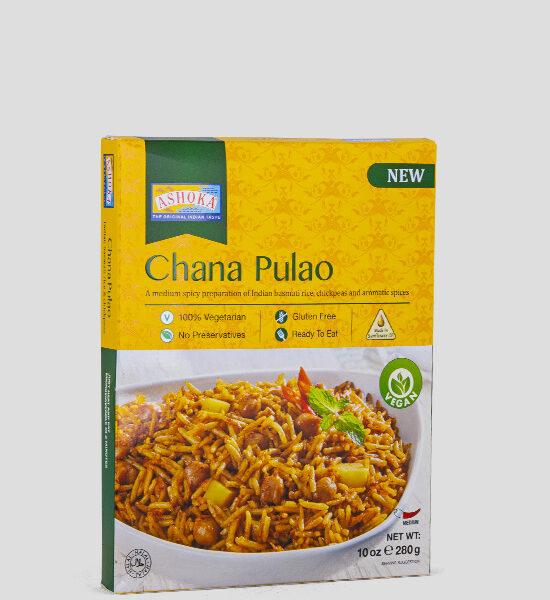 Ashoka Chana Pulao Ready to Eat 280g