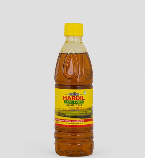 Idhayam Hardil Mustard Oil 200ml