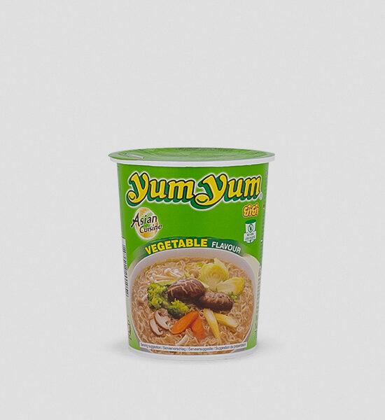 Yum Yum Vegetable Cup 70g