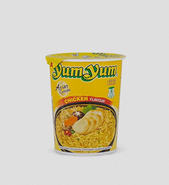 Yum Yum Chicken Cup 70g