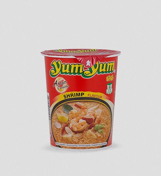 Yum Yum Instant Noodle Shrimps Cup 70g