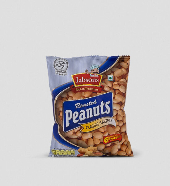 Jabsons Roasted Peanuts 160g