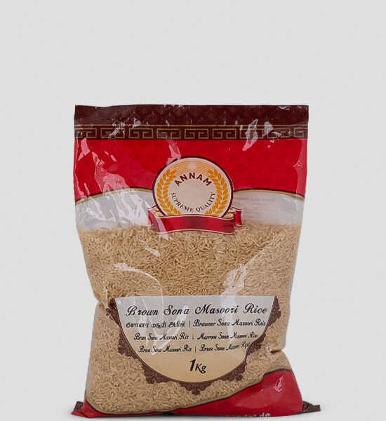 Annam Brown Sona Masoori Rice