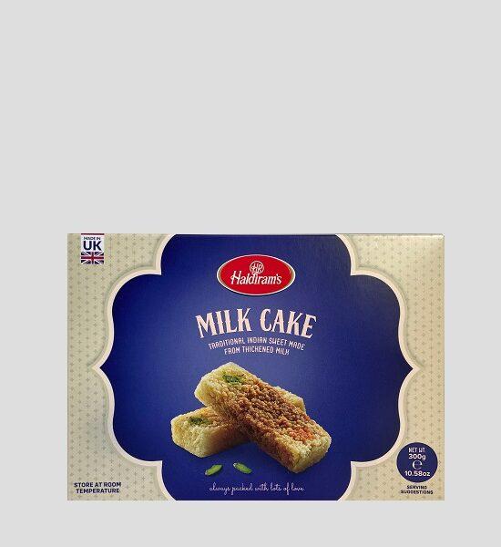 Haldirams Milk Cake 300g