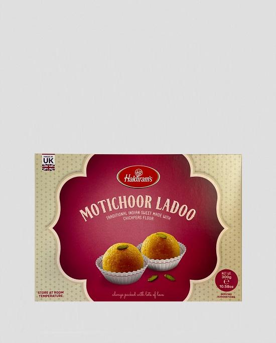 Haldirams Motichoor Ladoo 300g